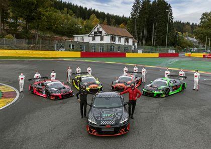 2020 Audi RS e-tron GT prototype 49