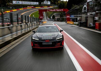 2020 Audi RS e-tron GT prototype 50