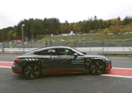 2020 Audi RS e-tron GT prototype 52
