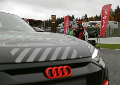 2020 Audi RS e-tron GT prototype 55