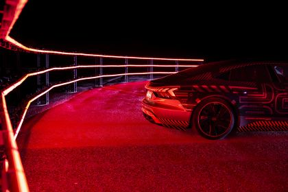 2020 Audi RS e-tron GT prototype 65