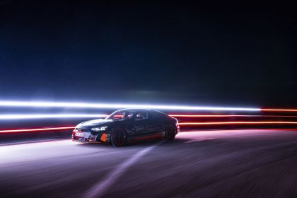 2020 Audi RS e-tron GT prototype 79