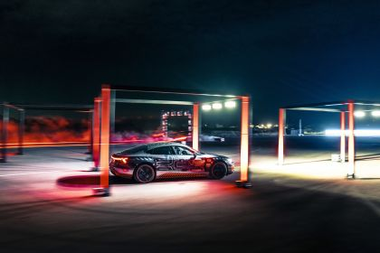 2020 Audi RS e-tron GT prototype 83