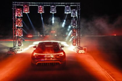 2020 Audi RS e-tron GT prototype 86