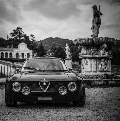 2021 Alfa Romeo Giulia GT electric by Totem 15