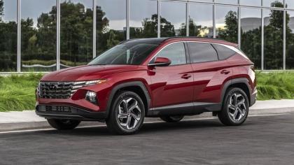 2022 Hyundai Tucson - USA version 7