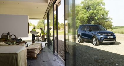 2021 Land Rover Discovery 2