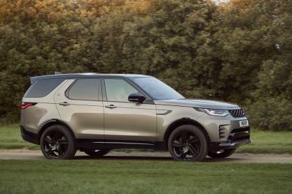 2021 Land Rover Discovery 15