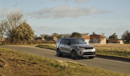 2021 Land Rover Discovery 16