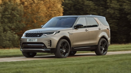 2021 Land Rover Discovery 3