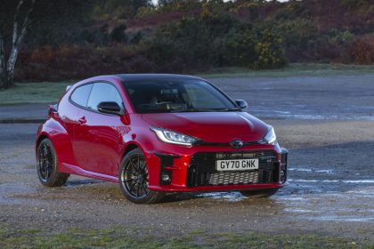 2020 Toyota GR Yaris - UK version 11