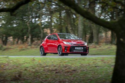 2020 Toyota GR Yaris - UK version 23