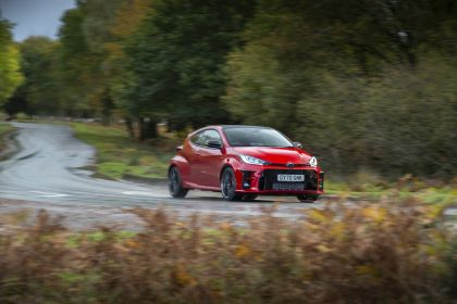 2020 Toyota GR Yaris - UK version 28
