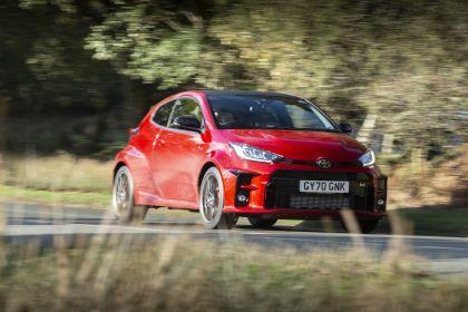 2020 Toyota GR Yaris - UK version 38