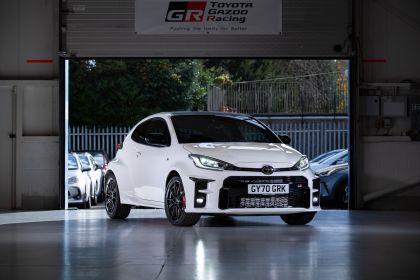 2020 Toyota GR Yaris - UK version 81