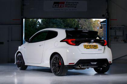 2020 Toyota GR Yaris - UK version 85