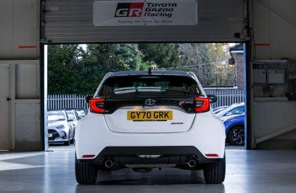 2020 Toyota GR Yaris - UK version 86