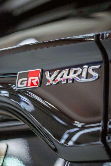 2020 Toyota GR Yaris - UK version 99