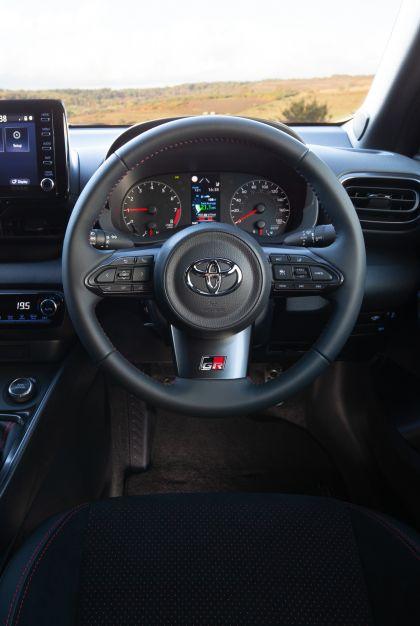 2020 Toyota GR Yaris - UK version 111