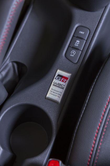 2020 Toyota GR Yaris - UK version 116