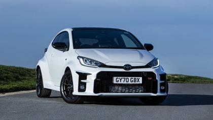 2020 Toyota GR Yaris - UK version 2