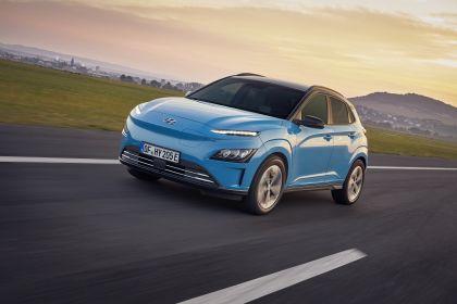 2021 Hyundai Kona electric 1