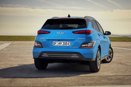 2021 Hyundai Kona electric 8