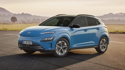 2021 Hyundai Kona electric 9