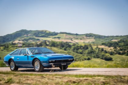 1970 Lamborghini Jarama GT 23