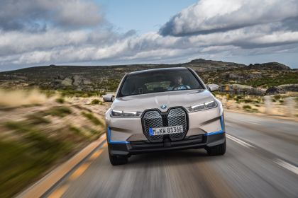 2022 BMW iX ( i20 ) 40