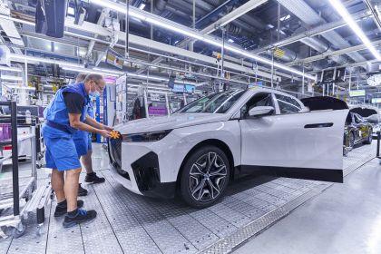 2022 BMW iX ( i20 ) 161