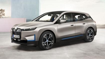 2022 BMW iX ( i20 ) 2