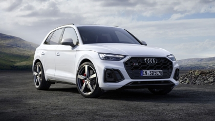 2021 Audi SQ5 TDI 2