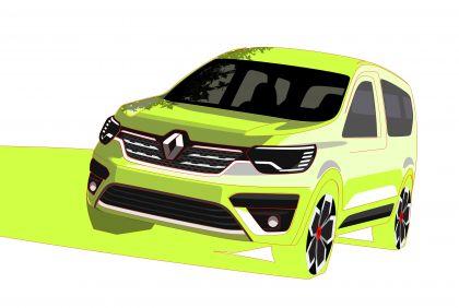 2021 Renault Express 14