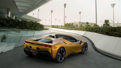 2021 Ferrari SF90 Spider 5