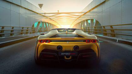 2021 Ferrari SF90 Spider 6