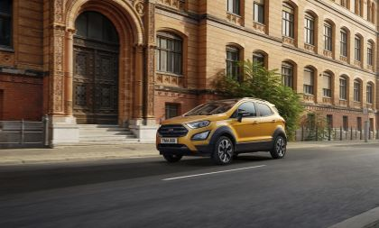 2020 Ford EcoSport Active 1
