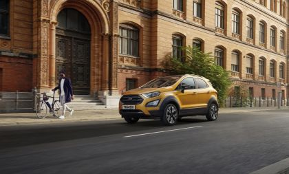 2020 Ford EcoSport Active 2