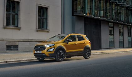 2020 Ford EcoSport Active 3