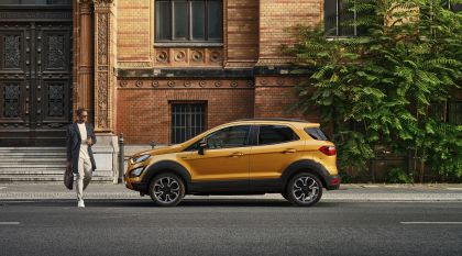 2020 Ford EcoSport Active 5