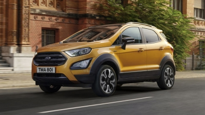 2020 Ford EcoSport Active 7