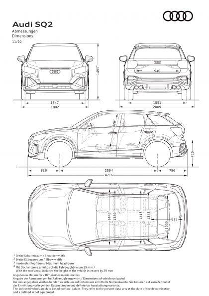 2021 Audi SQ2 19