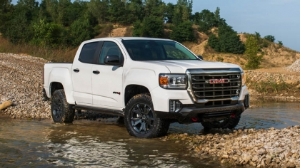2021 GMC Canyon AT4 Off-Road Performance Edition 1
