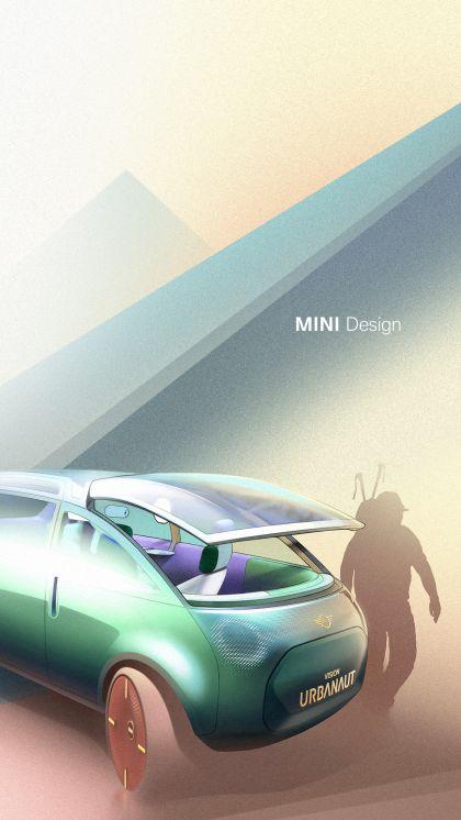 2020 Mini Vision Urbanaut concept 15