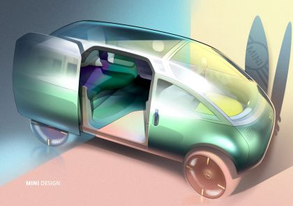 2020 Mini Vision Urbanaut concept 18