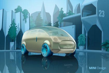 2020 Mini Vision Urbanaut concept 22