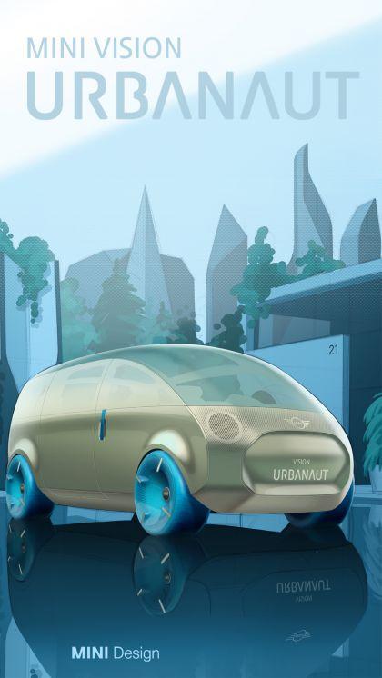 2020 Mini Vision Urbanaut concept 23