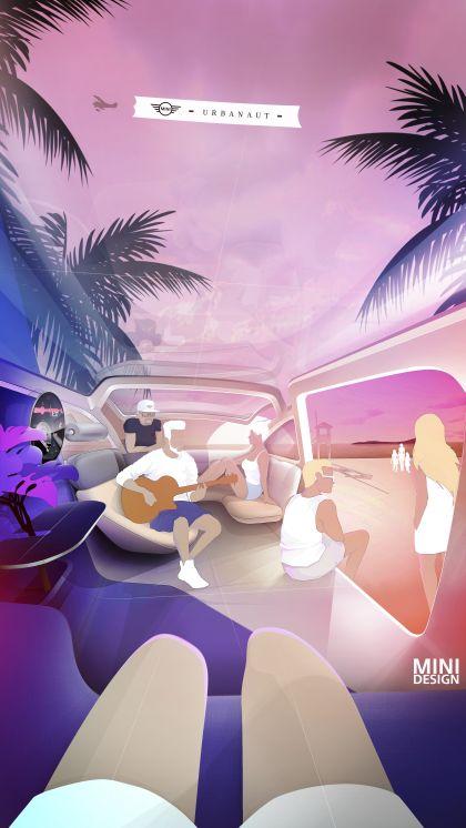 2020 Mini Vision Urbanaut concept 29