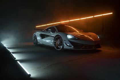 2021 McLaren 620R by Novitec 1