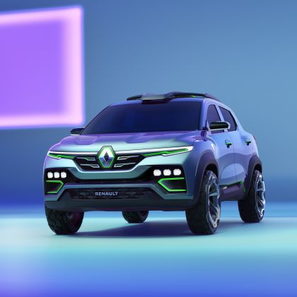 2020 Renault Kiger concept 13